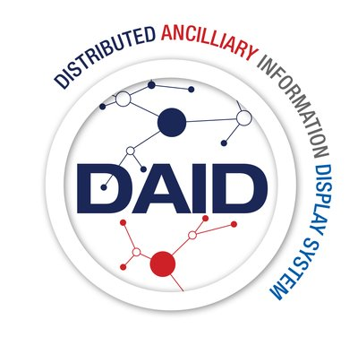 Distributed Ancillary Information Display System (DAID)